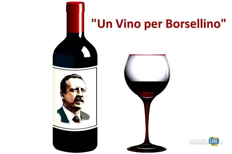 un vino per borsellino marsala