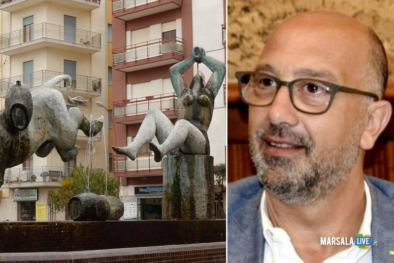 Il Consigliere e la Fontana del Vino. di Salvatore Fiume