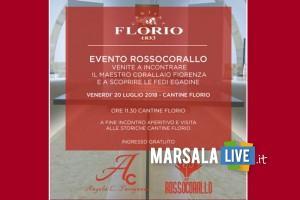 Cantine Florio di Marsala, Evento RossoCorallo