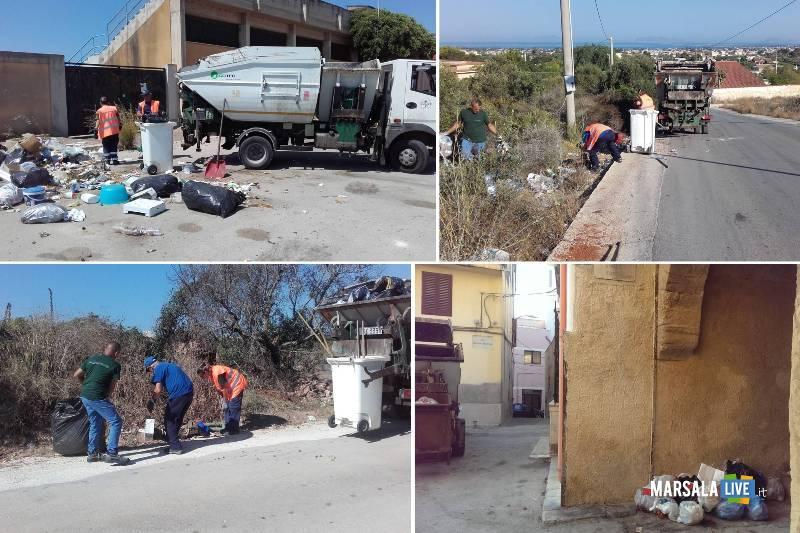 Energetikambiente bonifica territorio micro discariche a Marsala