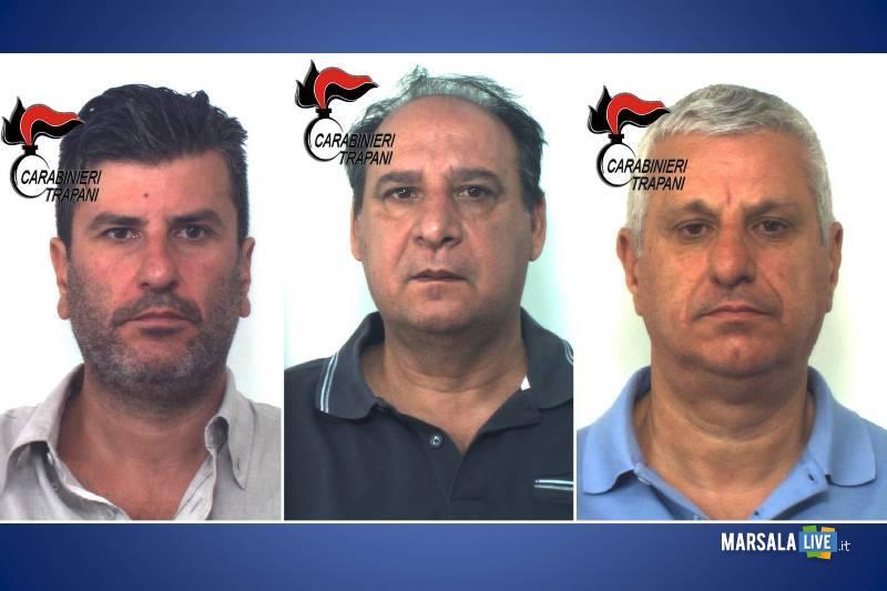 FRATELLO Salvatore, CALVARUSO Gaetano, FRATELLO Onofrio