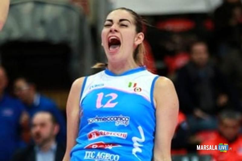 La grinta di Veronica Angeloni (foto Rovellini) 1