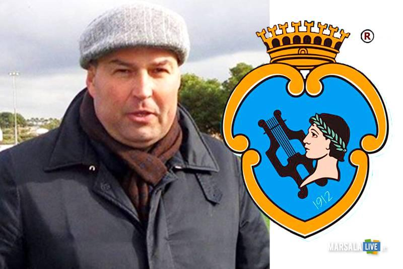 Marsala calcio Massimiliano Mazzara