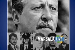 Marsala ricorda le vittime della Strage di Via D_Amelio