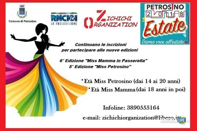 Miss Mamma in Passerella & Miss Petrosino 2018