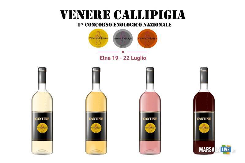 Venere Callipigia concorso enologico