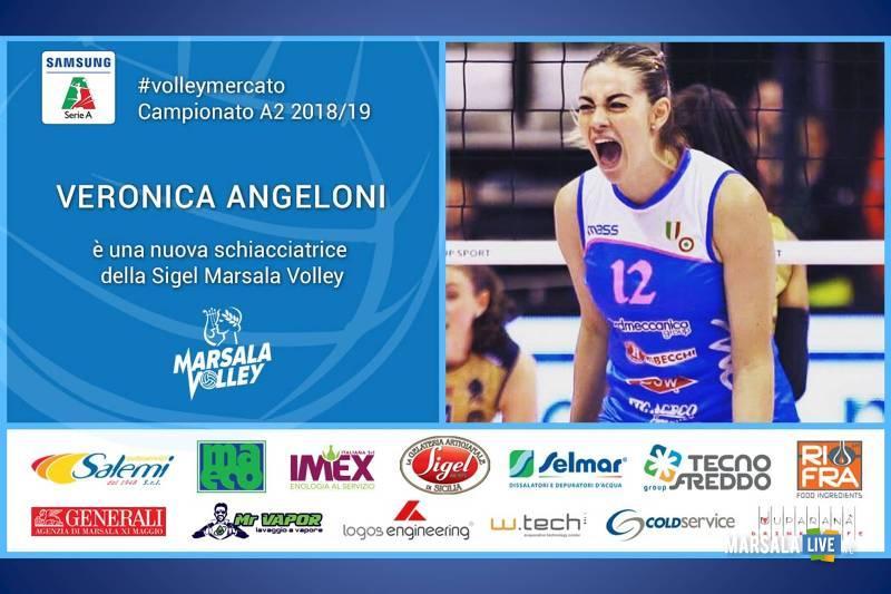 Veronica Angeloni marsala sigel volley