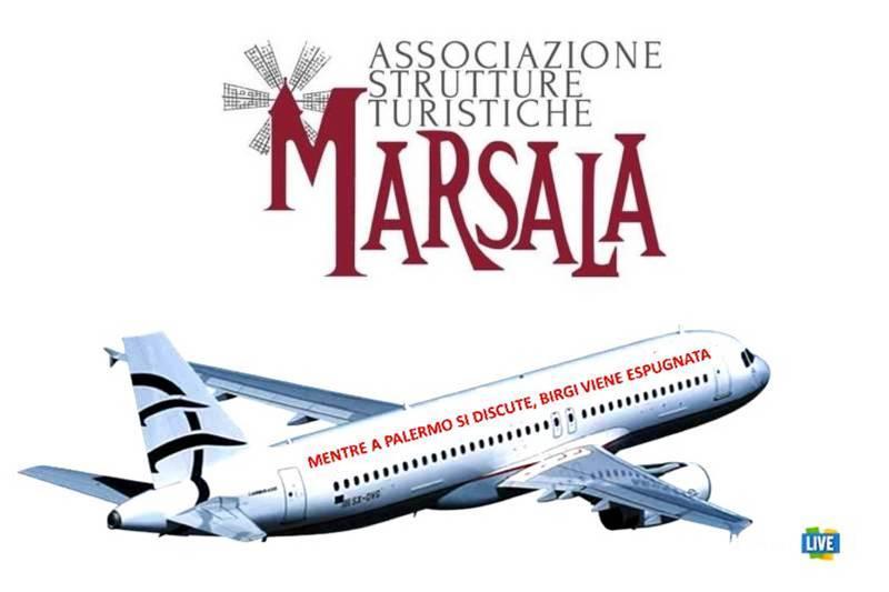 associazione turistiche marsala aeroporto
