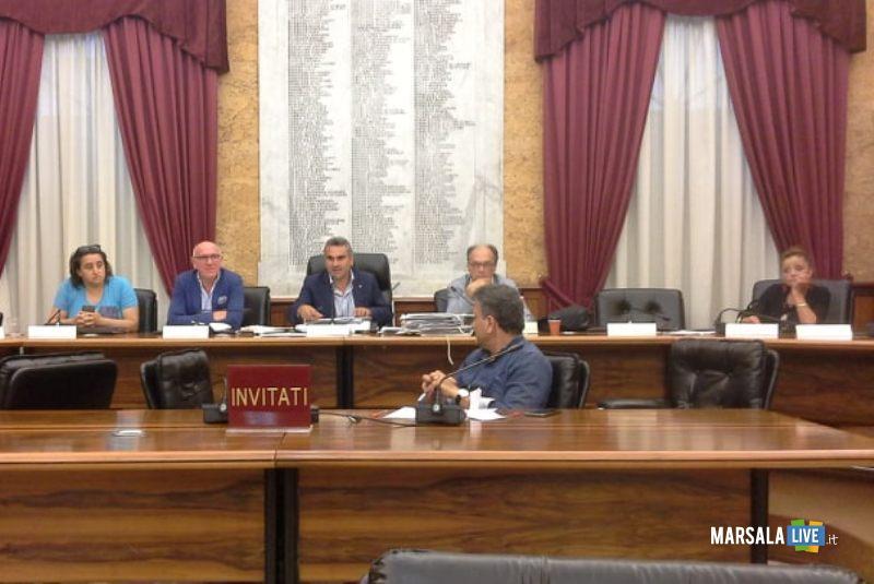 consiglio comunale marsala sturiano licari