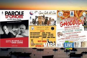 petrosino estate 2018 il programma spettacoli- weekend luglio