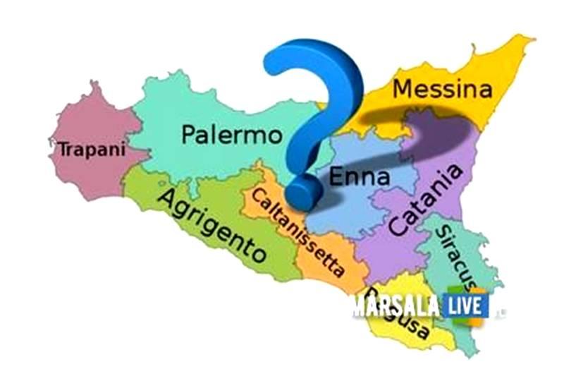 province sicilia