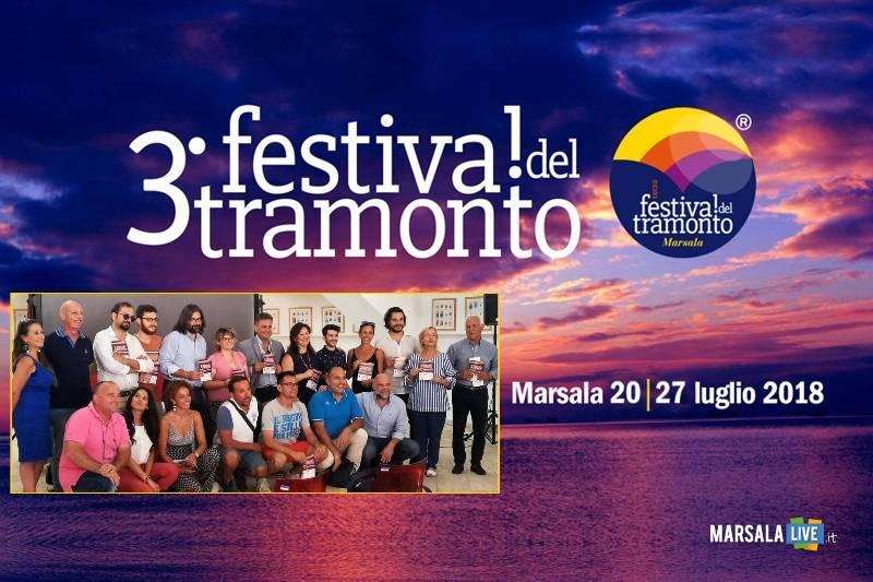 terzo festival del tramonto marsala 2018 staff