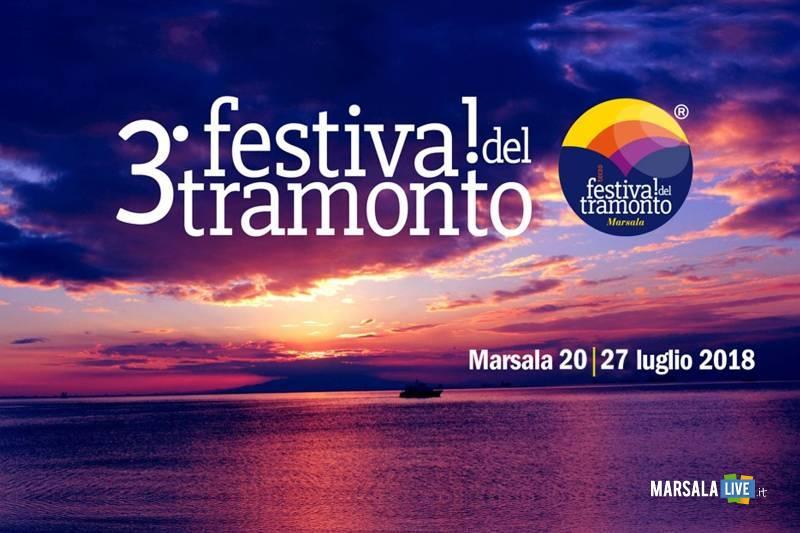terzo festival del tramonto marsala 2018