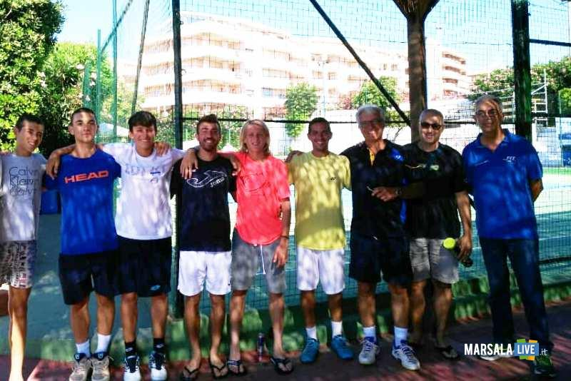 torneo open maschile 2018 soc. canottieri marsala