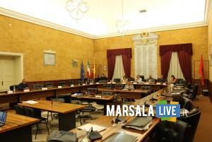 Consiglio Marsala 2 agosto 2018