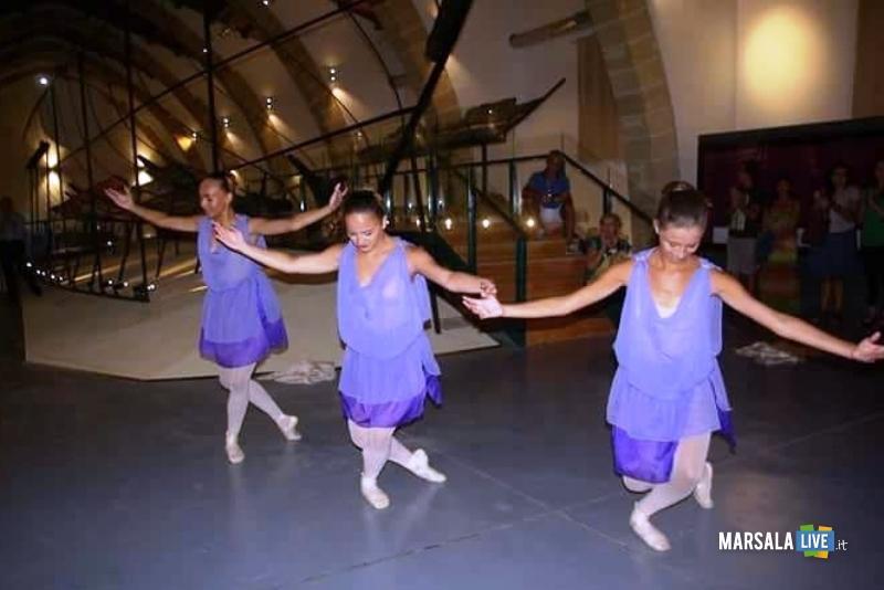 Coreografia di danza classica Caelestis dea