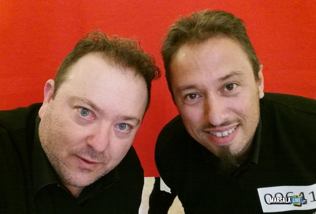 Enzo Amato e Nicola Anastasi 2018