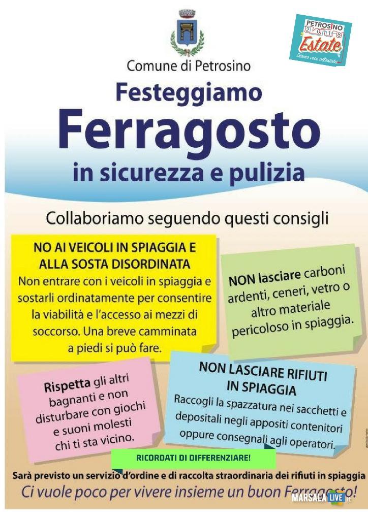 FERRAGOSTO petrosino 2018