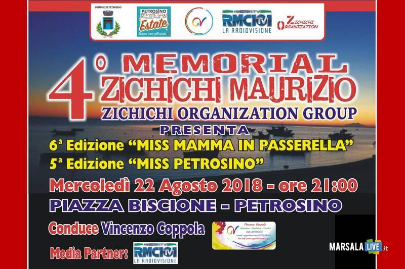 Miss Mamma in Passerella & Miss Petrosino