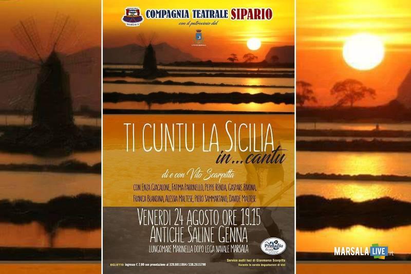 Ti cuntu la Sicilia in... cantu - Marsala