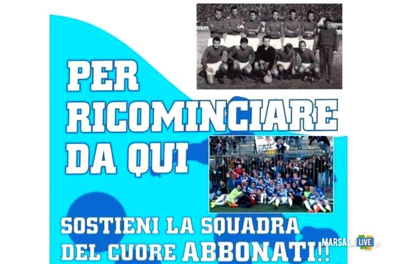 abbonamento marsala 1912 calcio 2018