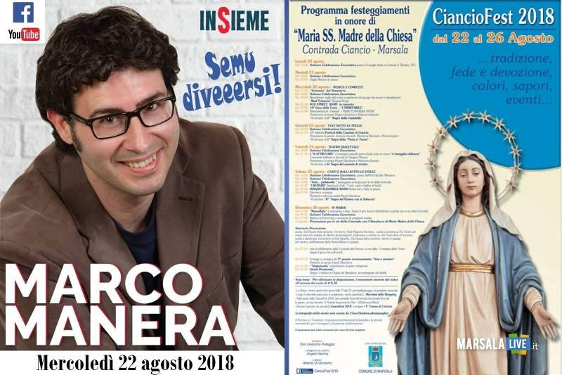 cianciofest 2018 marsala