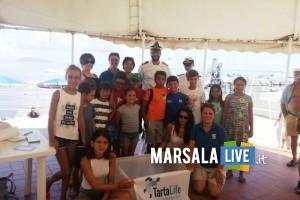 guardia costiera marsala- tartarughe marine