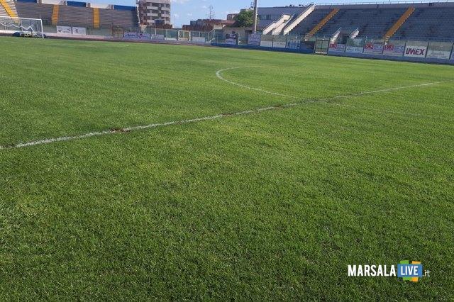 'ispezione federale al Municipale Stadio Marsala (4)