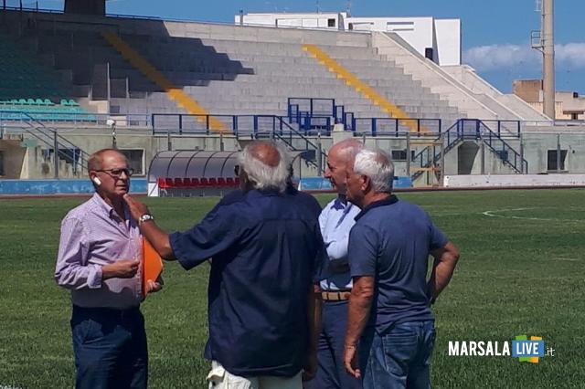 'ispezione federale al Municipale Stadio Marsala (5)
