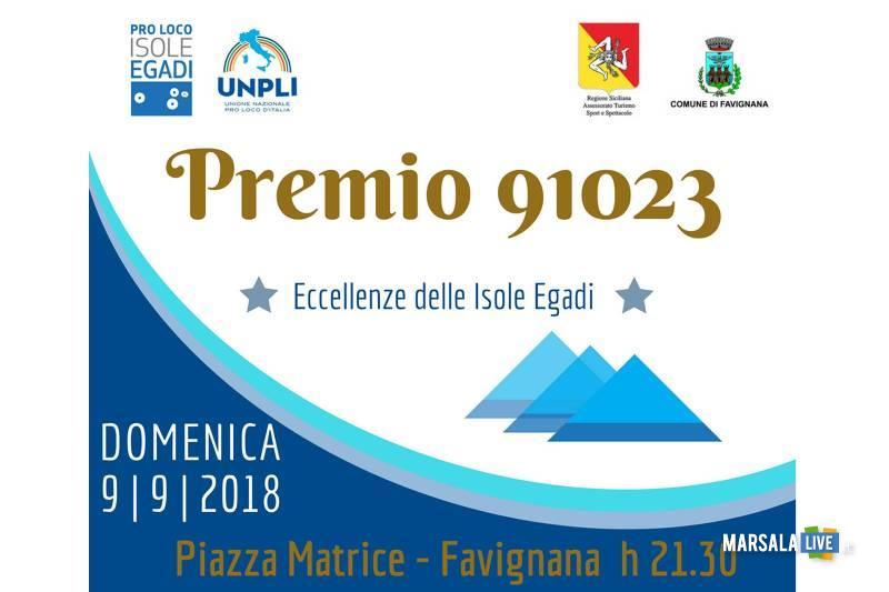 premio 91023 2018