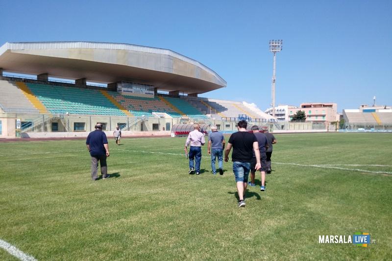 stadio municipale nino lombardo angotta - Marsala