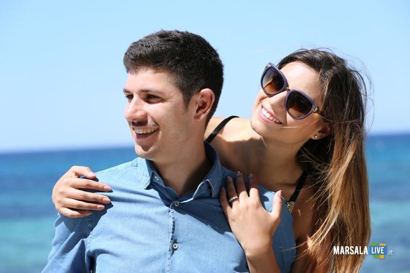 Cristina e Andrea