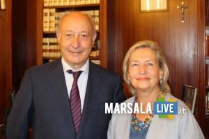 Alberto Di Girolamo e Clara Ruggieri - Marsala