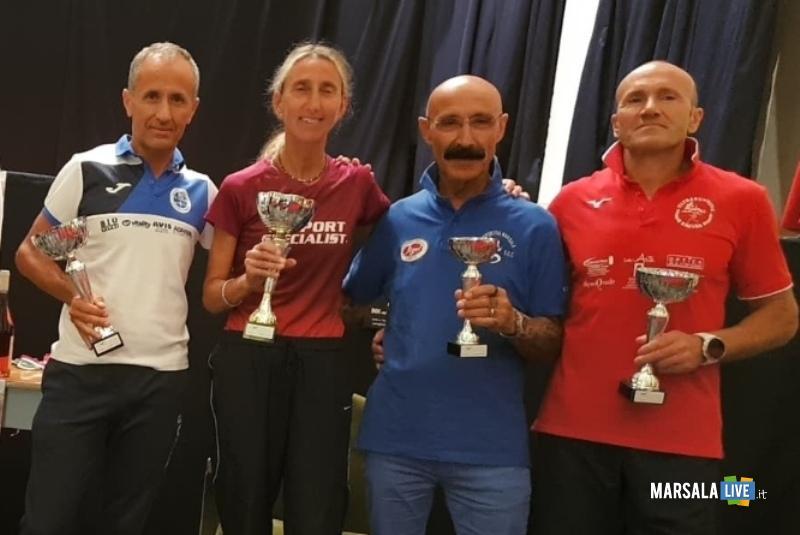- Atl. - Michele D'Errico premiato alla 100 km dell'Etna
