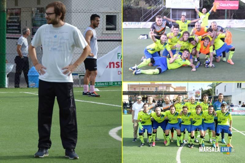 Calcio a cinque, il Marsala Futsal