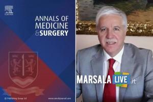 Caso clinico della chirugia pubblicato da rivista scientifica