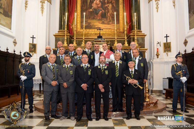 Celebrazione Eucaristica con Militari Guardia di Finanza