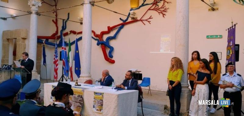 Commemorazione vittime 11 settembre Lions e comune Marsala (2)
