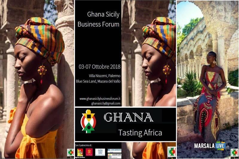 Ghana. Tasting Africa - Palermo e Mazara