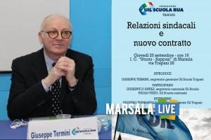 Incontro Uil Scuola Rua Trapani alla Sturzo-Sappusi di Marsala