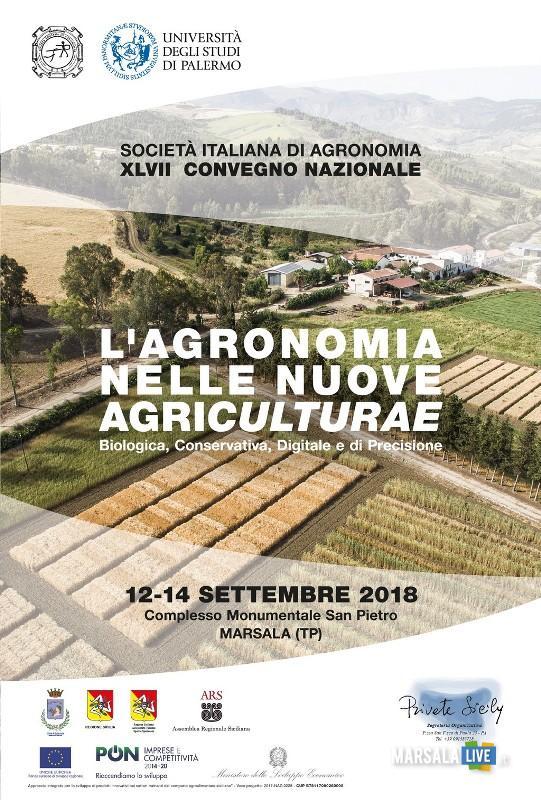 L'agronomia nelle nuove agriculturae a Marsala (2018)