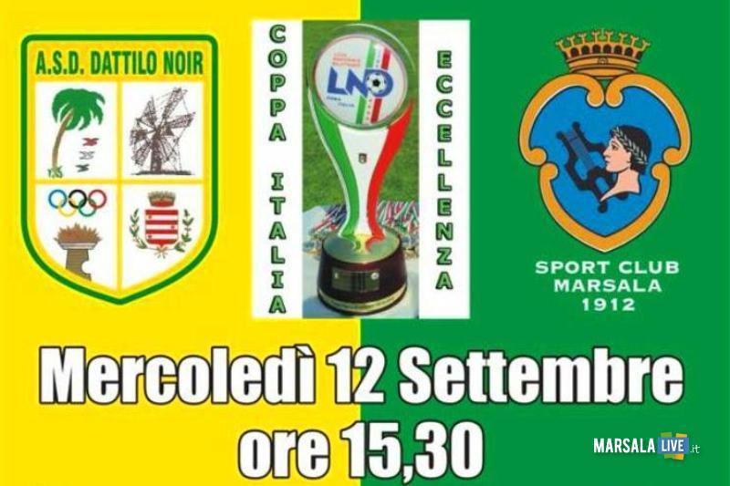 Locandina ufficiale Coppa Italia Dattilo Noir S.C. - Marsala 1912 (1)