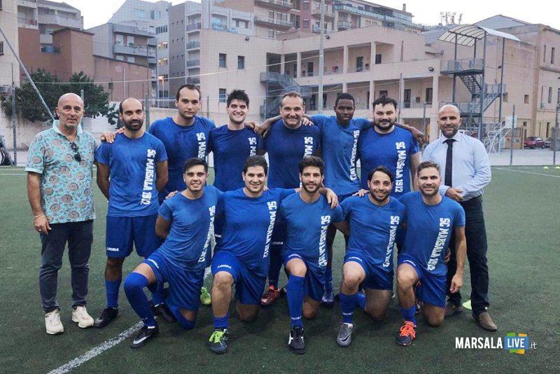 Marsala 1912 al campionato di Serie D - calcio a 5