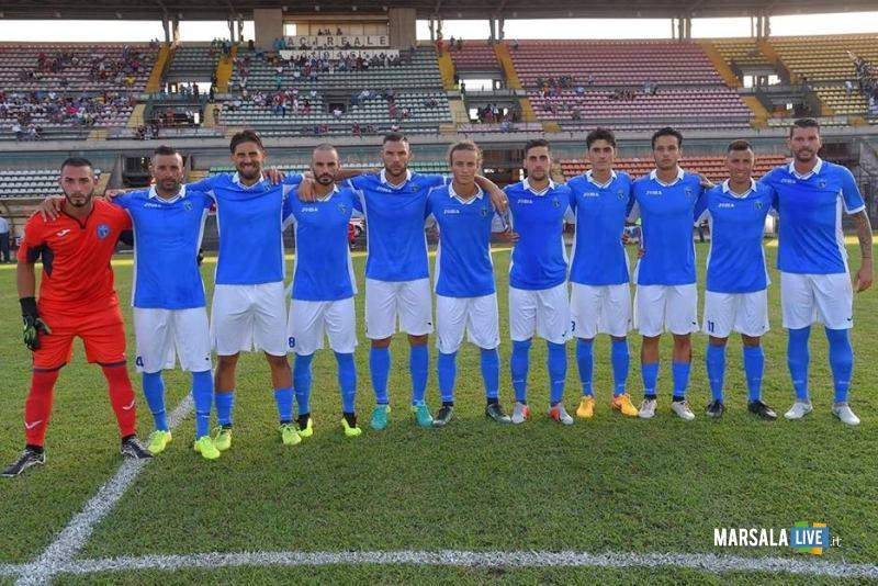 Marsala Calcio, Acireale - Marsala 8-9