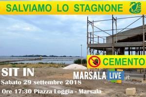 Marsala, Legambiente, Basta alla cementificazione dello Stagnone