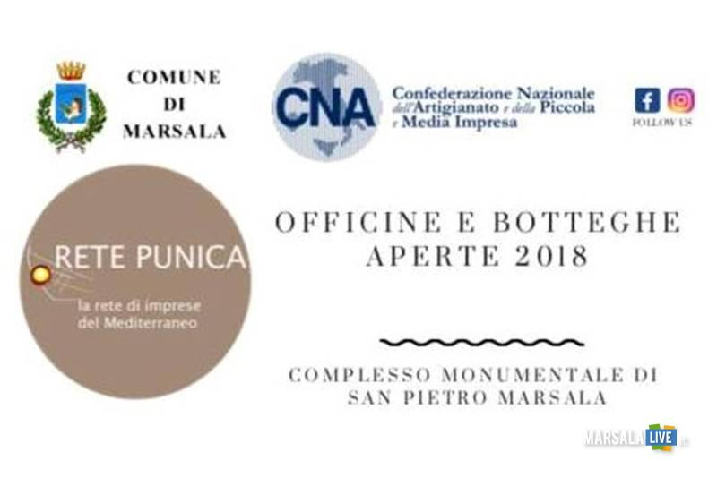 Officine e Botteghe Aperte 2018 - Rete Punica, Marsala