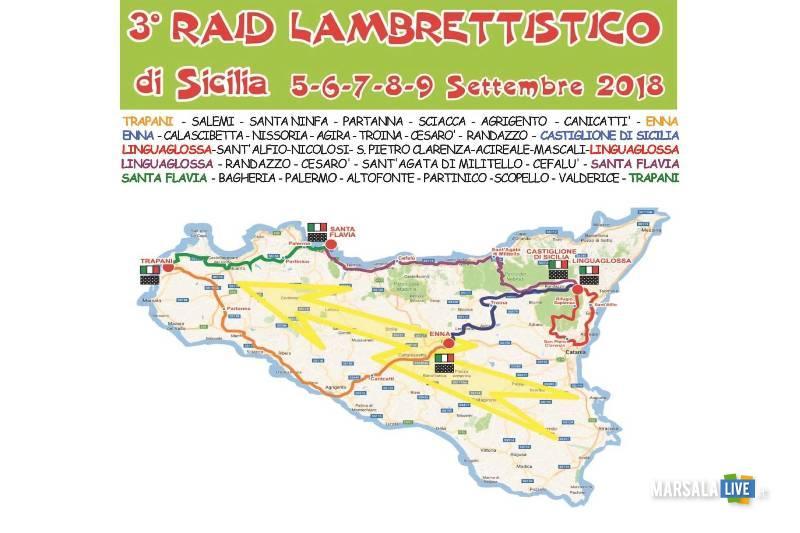 Raid Lambrettistico di Sicilia