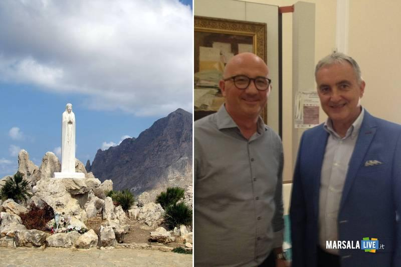Regina Pacis – Faro di Pace nel Mediterraneo. Custonaci