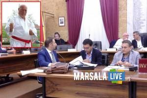 Santo Castoro - consiglio comunale di marsala