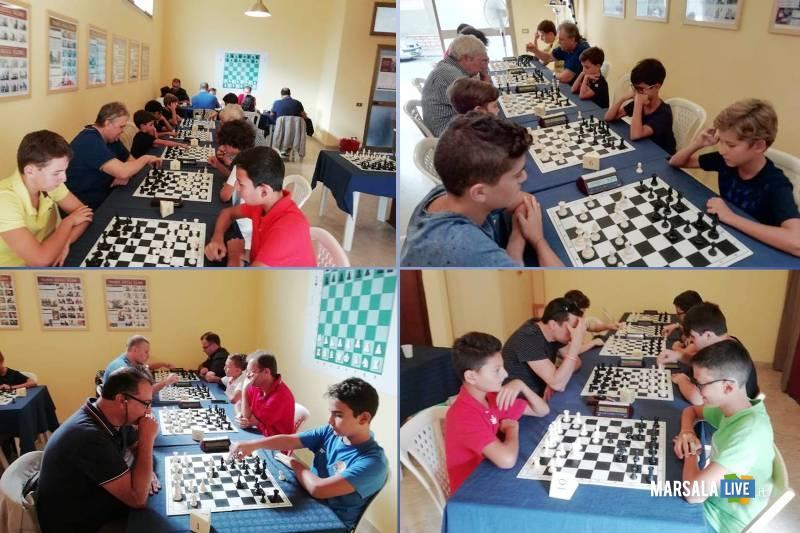 Scacchi, Torneo Blitz di Erice